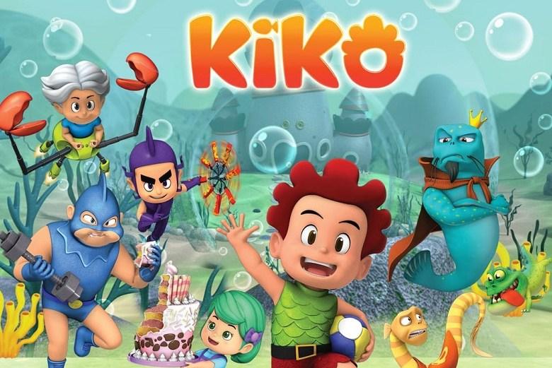 Kiko Petualangan Fantastis, Serial Animasi Kartun RCTI