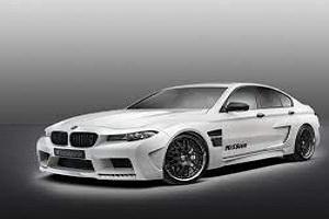 Elon Musk Car Hamann BMW M5