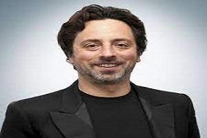 Elon Musk Friend - Sergey Brin