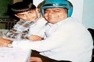 Virat Kohli and his Father Late Prem Kohli