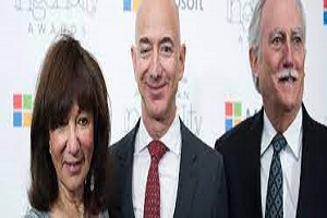 Jeff Bezos Step Mother - Miguel Mike Bezos