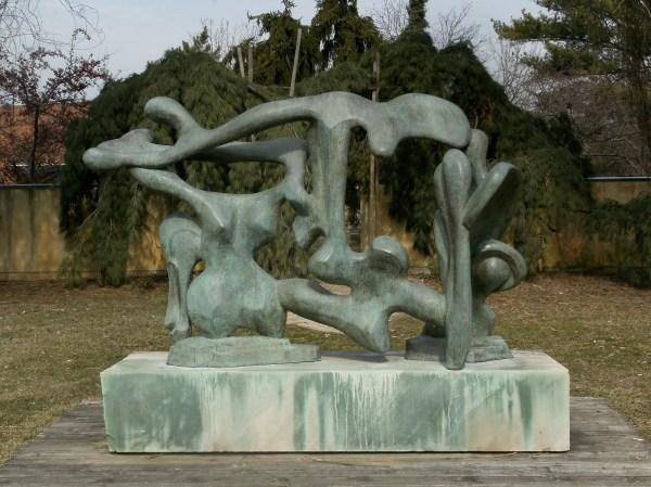 Ground Sculptures Hamilton NJ