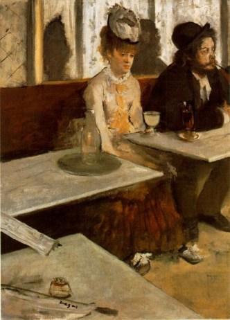 L'Assenzio, 1876