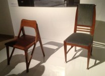 Chairs by Henry van de Velde's contemporaries