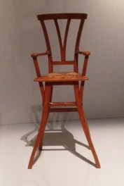 Children's chair by Henry van de Velde