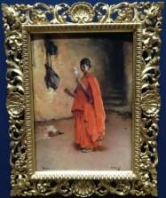 Maurice Bompard (Rodez 1857 - Paris 1936) - La Fileuse