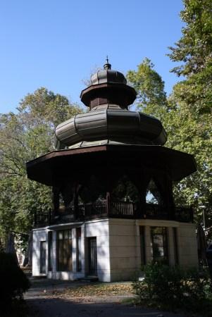 Music Paviljon at Mejdan