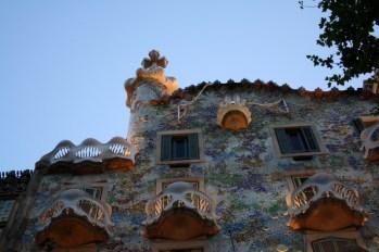 Casa Batlló - Passeig de Gràcia 43