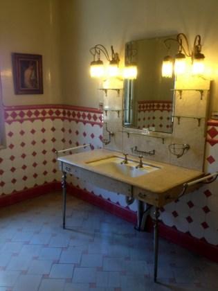 Bathroom at Casa Alegre de Sagrera