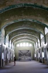 Catalan Vaults at Hospital de la Santa Creu i Sant Pau