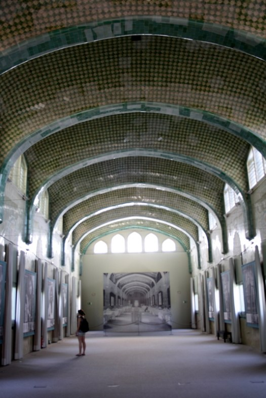 Catalan Vaults at Hospital de la Santa Creu i Sant Pau