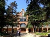 Facade Institut Pere Mata Pavilion 6 Reus