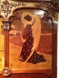 Gaspar Homar i Mezquida, decorative panel