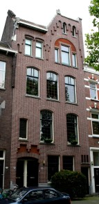 Mathenesserlaan 238 facade