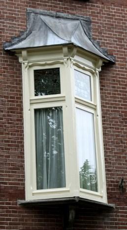 Mathenesserlaan 254 bay-window