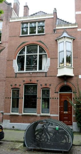 Mathenesserlaan 256 facade