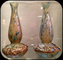 Collection Het Ware Huis Kralik Vases 1900