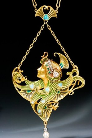 Lucien Gautrait, 1900, Epoque Fine Jewels (BRAFA 79c)