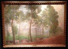 September Morning, 1906, Léon de Smet, Gallery Francis Maere (BRAFA 55a)