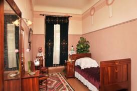 Riga Art Nouveau Museum Bedroom