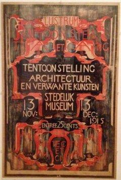 Litho Lion Cachet 1915