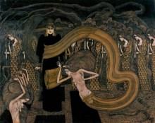 1893 Jan Toorop - Fatalism