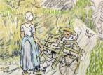 1907 Jan Toorop - Zeeuwse Kinderen