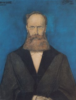 1927 Jan Toorop - Otto Lanz