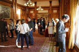 Reception Glasgow City Chambers