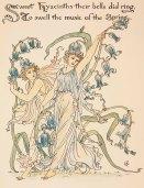 Flora's Feast - Walter Crane