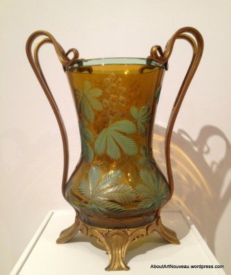 designed by Victor Horta