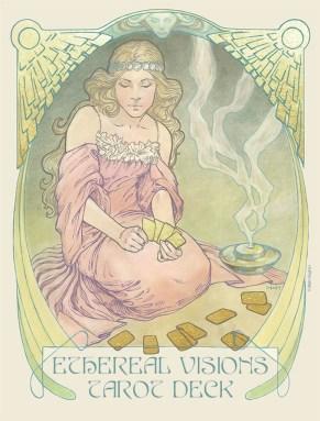Poster Matt Hughes Ethereal Visions Tarot Deck