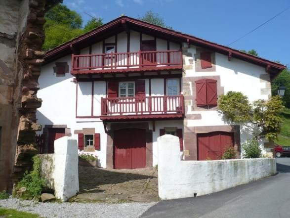 Caserio de Iparralde (Foto Ketari)