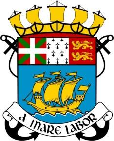Escudo de Saint Pierre et Miquelon