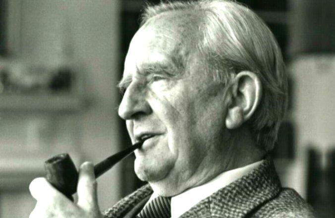 J R.R. Tolkien