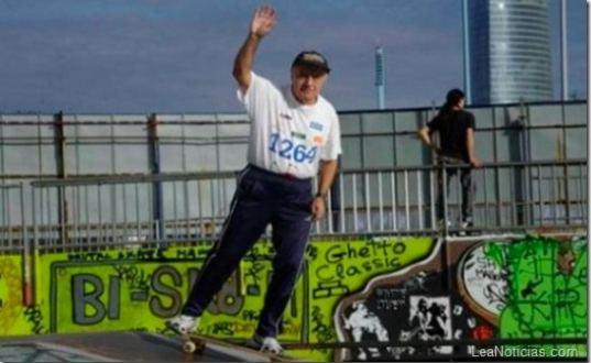 Abuelo-skater