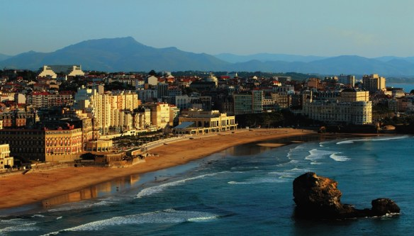 biarritz-playa