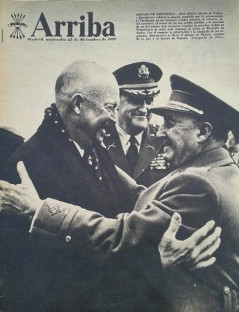franco-y-Eisenhower
