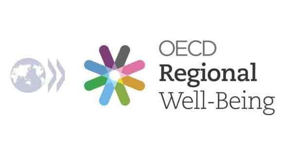Logo del OECD Regional Well-Being