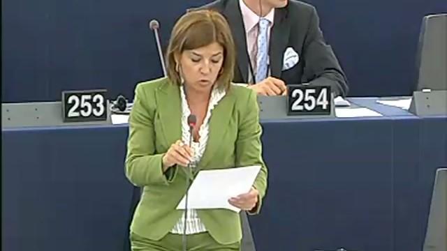 izaskun_bilbao_barandica_on_one_minute_speeches