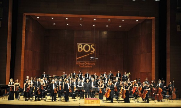 Bilbao Orkestra Sinfonikoa- Orquesta Sinfónica de Bilbao (BOS) 2014