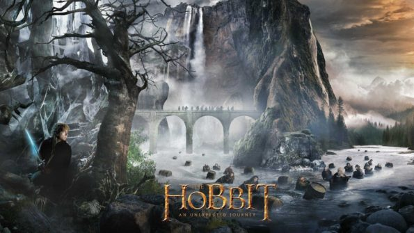 """Fondo de pantalla de """"El Hobbit"""""""