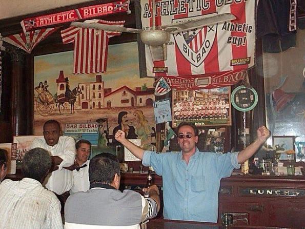 Bar Bilbao 3 (La Habana) fotografia de Mikel Ortiz de Lataburu