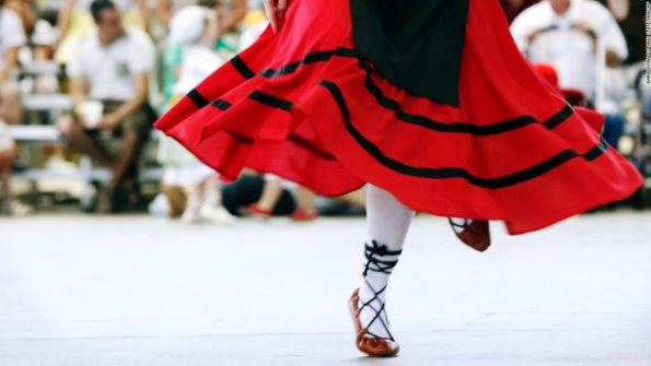 Basque dance teams from around the world will entertain the crowds at Jaialdi 2015 in Idaho.