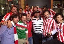 miembros de la Peña Athletic New York