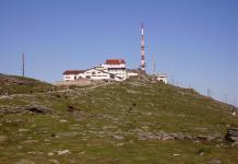 Estación de la cumbre del Ferrocarril de La Rhune