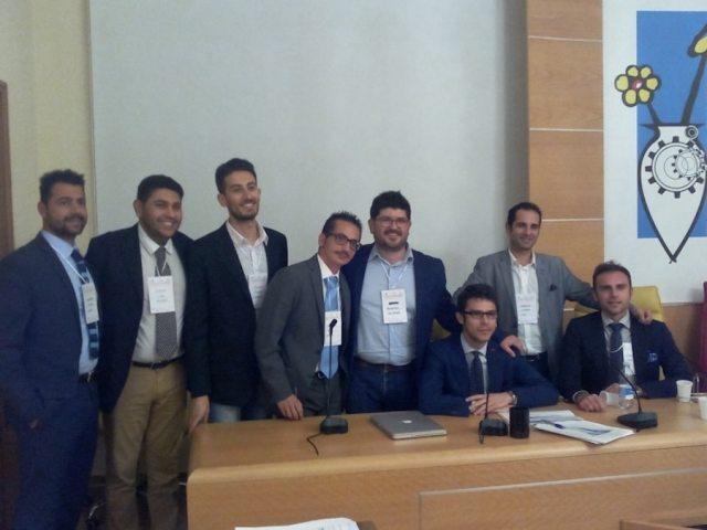 """Participantes del """"Weekend del Buon Governo"""" en Ragusa, donde se presenta Bilbao como modelo para esta ciudad"""