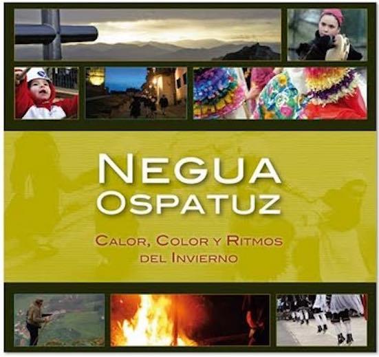 """portada del vídeo-libro """"Negua ospatuz. Calor, color y ritmos del invierno"""""""