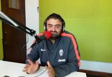 """Agustín Di Benedetto autor del libro sobre Julio Olarticoechea, el """"Vasco de Saladillo"""""""