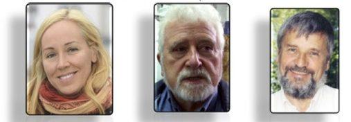Dra. Latonia Hartery, Manu Izagirre, Robert Grenier
